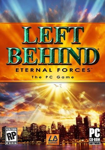Left Behind Makers Want Their Christian Games On Wii, Xbox 360