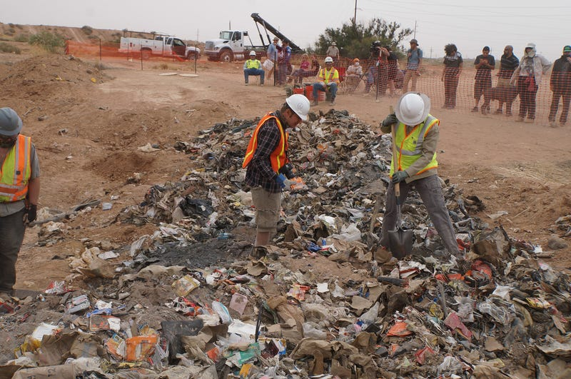 Awesome Photos From The Atari Landfill
