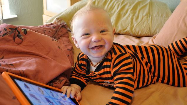 ​No, Tablets Aren't Necessarily Rotting Kids' Brains