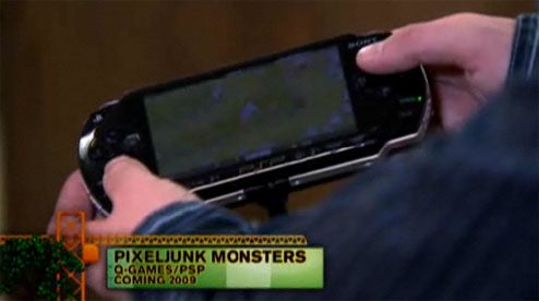 PixelJunk Monsters Coming To PSP In 2009