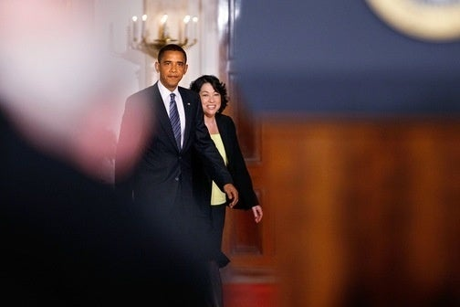 Let's All Fight About Sonia Sotomayor!