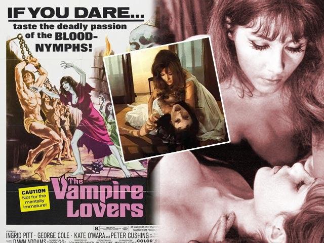Hammer Films Sexiness