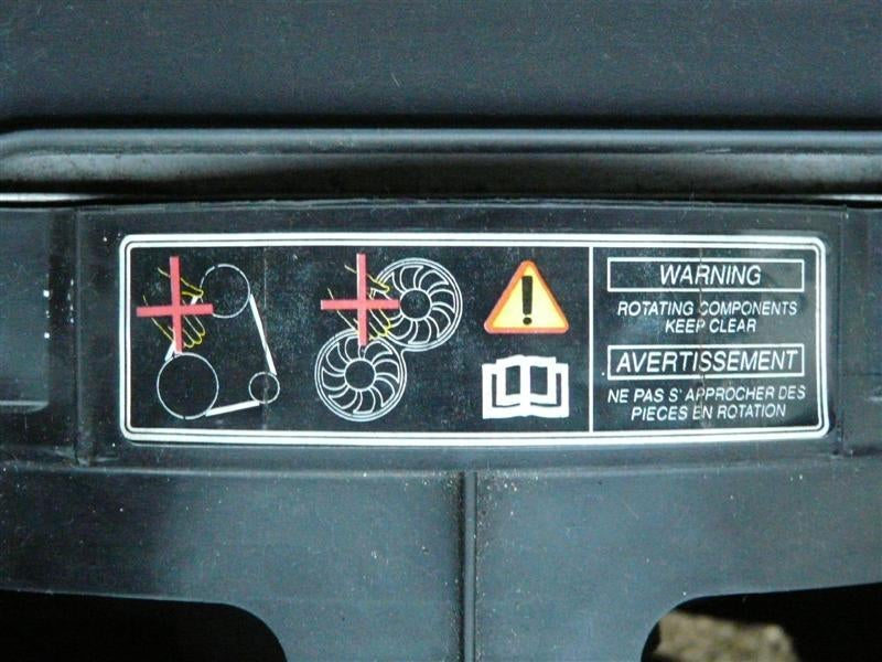 Email And Bacon: Misinterpreting Your Car's Iconography
