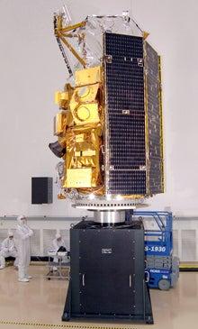 GeoEye-1 Commercial Satellite Packs Military Power
