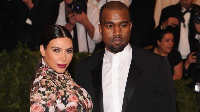 Kim Kardashian and Kanye West Name Their Baby North (Yes, North West)