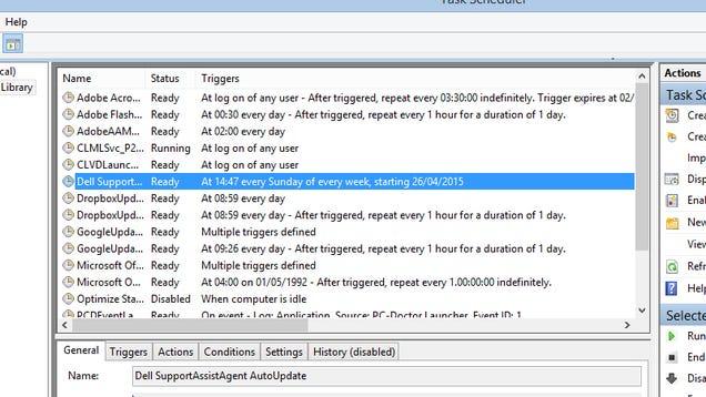 Put Windows on Auto Pilot With Task Scheduler
