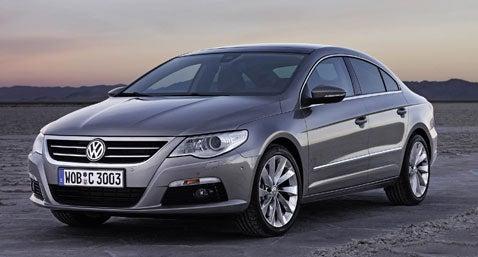 Detroit Auto Show: Volkswagen Passat CC