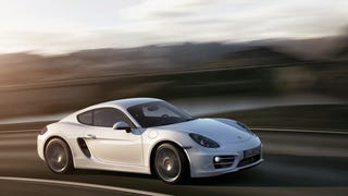 """Is it weird that the Cayman and the Boxster might be the most attractive and best performing """"regular porsches""""? (Go gentle on me...)"""