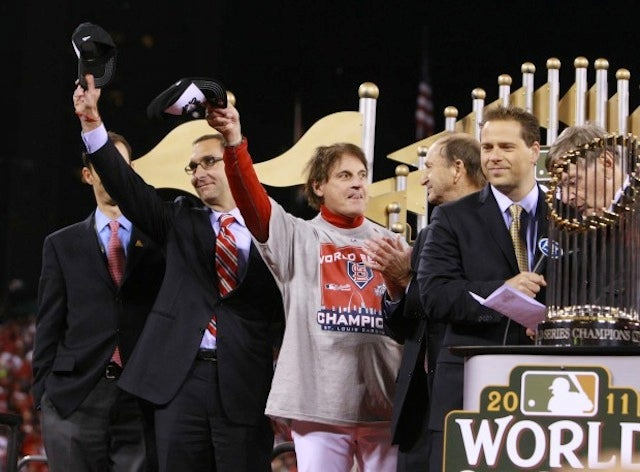Tony La Russa Made Up His Mind About Retiring In August