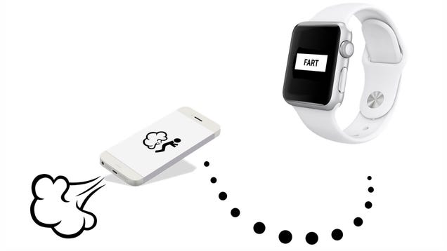 Apple Bans Fart Apps, All Fun And Joy From Apple Watch