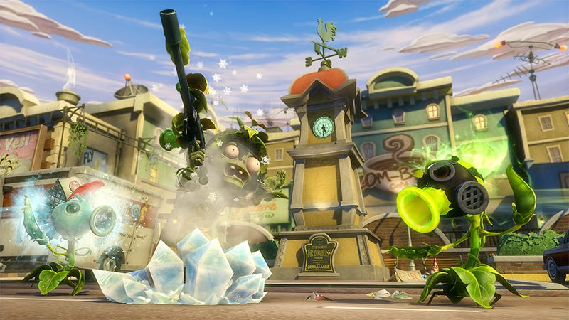 Microtransactions Coming To Garden Warfare This Week. Thank Goodness.