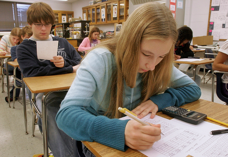 School Is Too Easy, Say America's Illiterate Incompetent Students