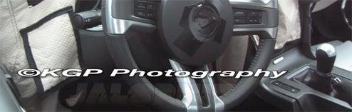 2010 Ford Mustang GT Interior