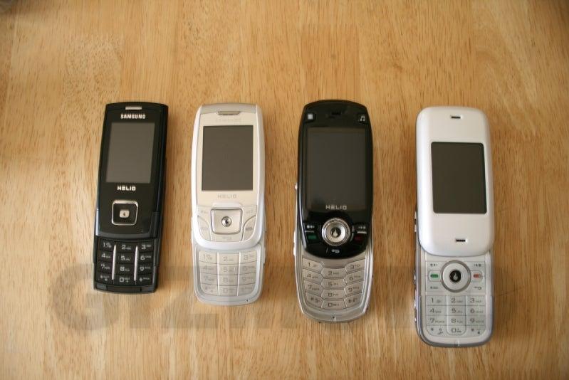Sizemodo: Helio Heat vs. All Helio Phones