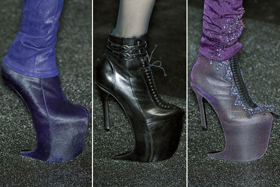 Have You Seen Nina Ricci's Stupefying Shoes?