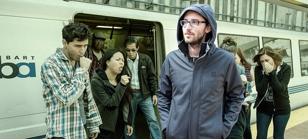 A Jacket That Protects You From Germs on Public Transit