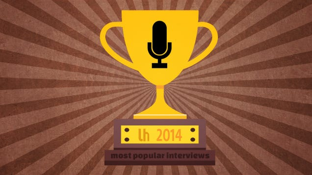 Most Popular Interviews of 2014