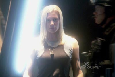 We ask Ron Moore what happened to Starbuck at the end of BSG