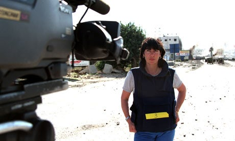 Will Christiane Amanpour Wear a Safari Vest When She Interviews Joe Biden?