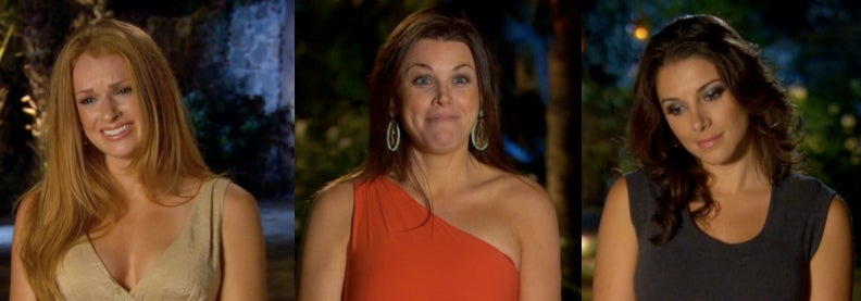 Ladies Face Their Fears (and Dr. Drew) For Brad on The Bachelor