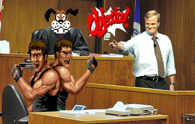 Kotaku 'Shop Contest: Vice President of Legal Affairs: The Winners