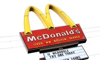 """McDonald's Must Pay $17K For """"Making"""" Employee Fat"""