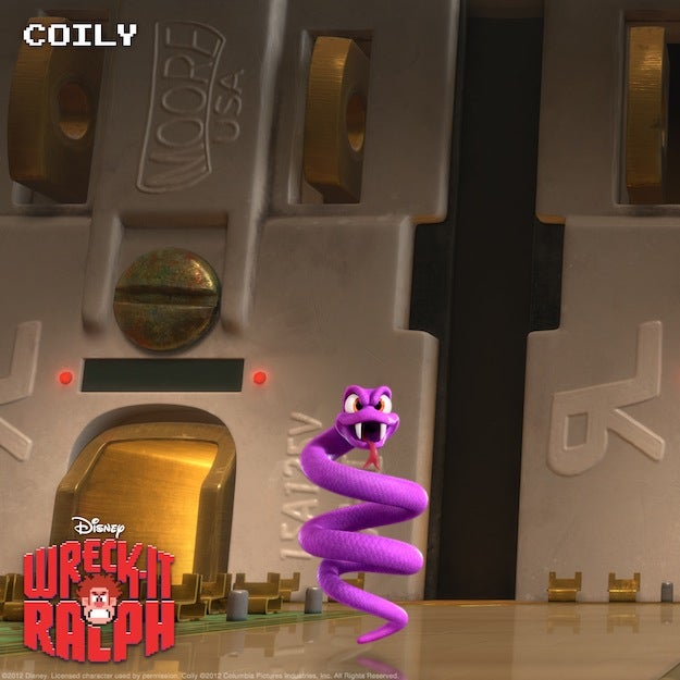 Wreck-It Ralph Character Images