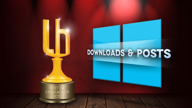 Most Popular Windows Downloads and Posts of 2012