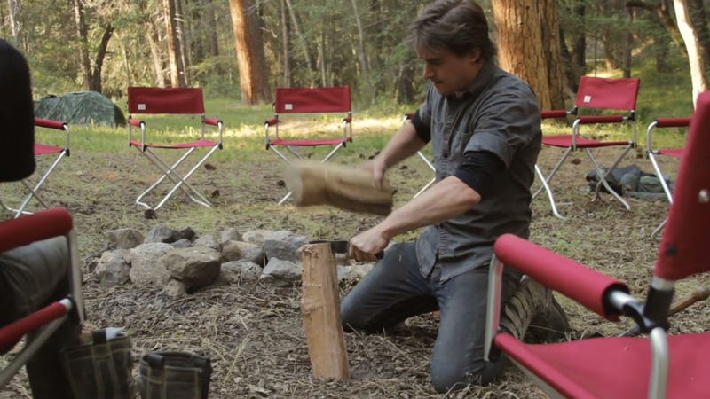What Big Survival Knives Are For And How To Use One