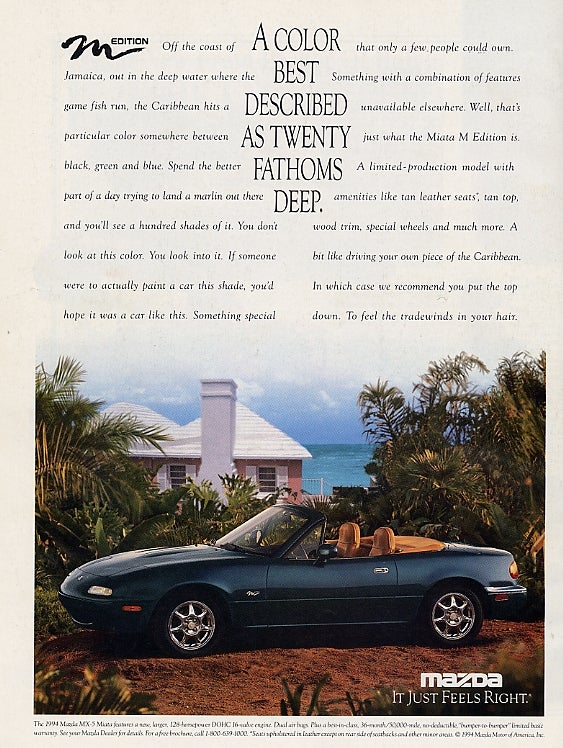 What the Hell Is Wrong With Car Ads Today?