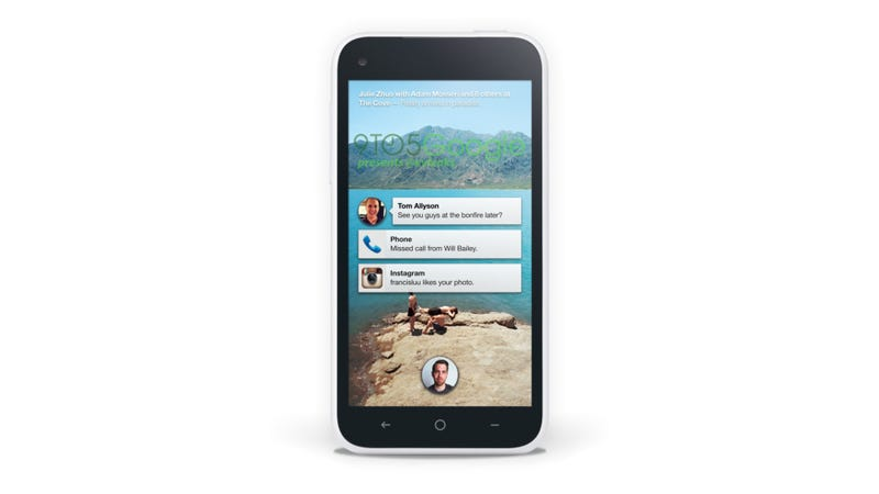 Why You Might Actually Want a Facebook Phone