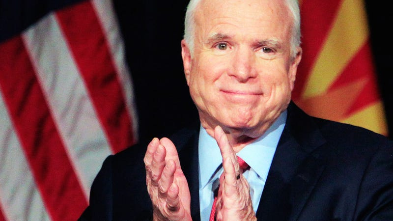 John McCain Made Same Joke 27 Times in Five Years