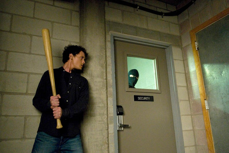 Odd Thomas is the type of feel-good horror movie they made in the 80s