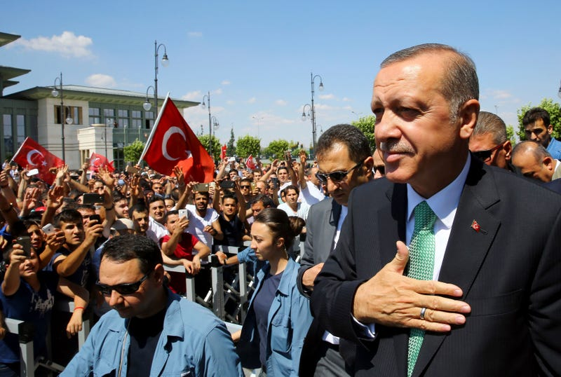 Failed Coup Turning Out to Be Successful Purge in Turkey