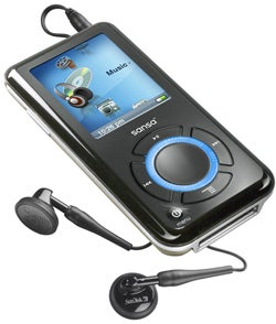 SanDisk Sansa e280 8+2GB Music Player