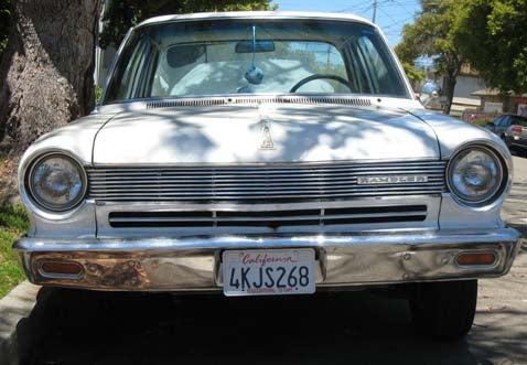 1965 Rambler American 220