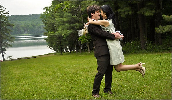 Scoring Sunday's Nuptials: When Everything Somehow Goes Right
