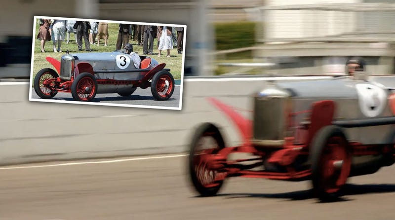 All The Great Old Race Cars From That Downton Abbey Racing Episode
