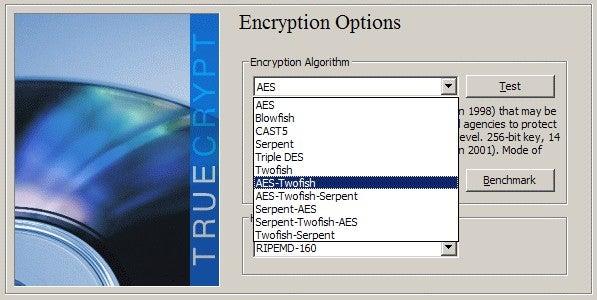 Best File Encryption Tool: TrueCrypt
