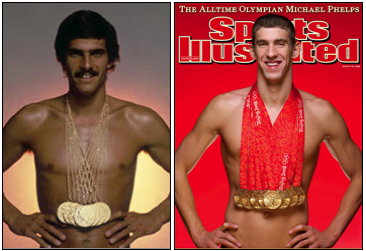 So Why Can't Michael Phelps Get His Gold Medals On Gold Chains?