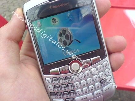 BlackBerry 8300 Leaked?