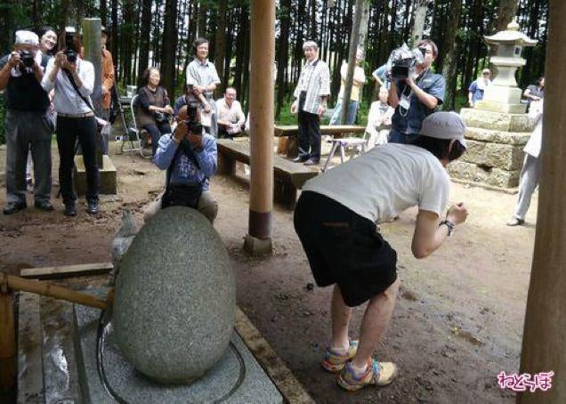 In Japan, There Is a Shrine for...Hemorrhoids