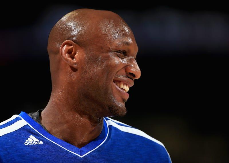 Lamar Odom Reportedly Checks Into Rehab