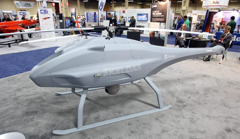 The Ten Most Bizarre Drones Ever Built