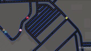 Ahora puedes jugar a Pac-Man en Google Maps