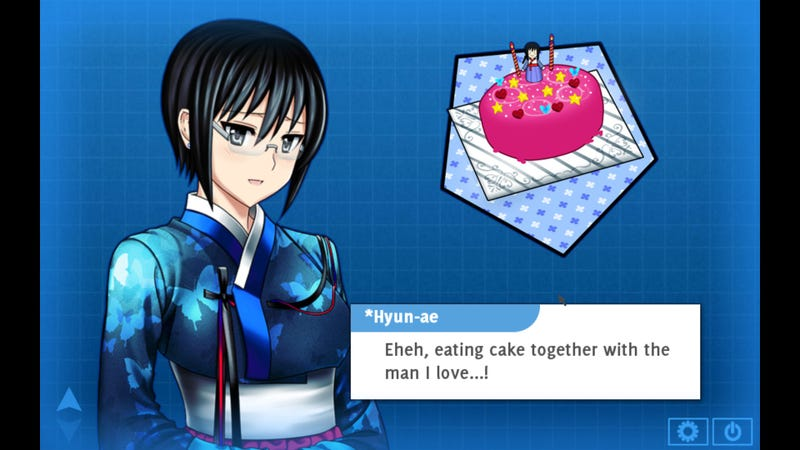 Video Game Asks Players To Bake Real Cakes For Virtual Girlfriends