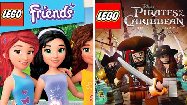 Let's Swap the Audio for Girls' and Boys' Lego Commercials and See What Happens