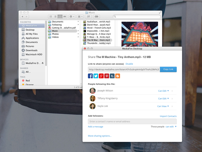 ​MediaFire Can Finally Sync Files on Your Computer With the Cloud