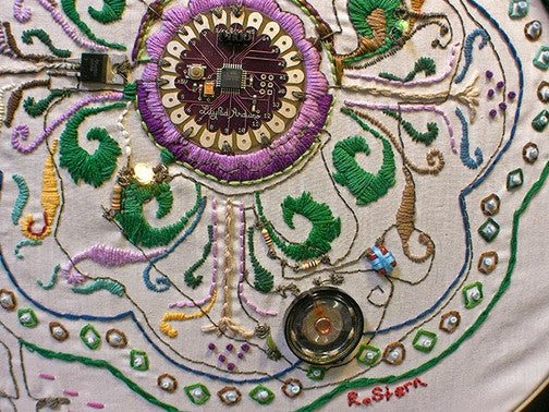 Open Source Embroidery: Technology Embraces Its Craft Side