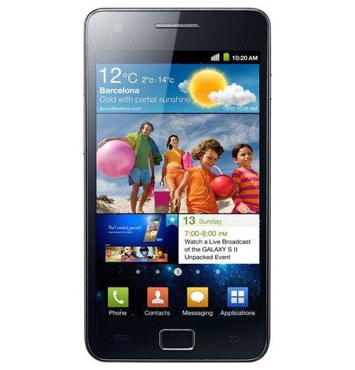 Samsung Reboots with Super-Thin, Super Sharp Galaxy S II